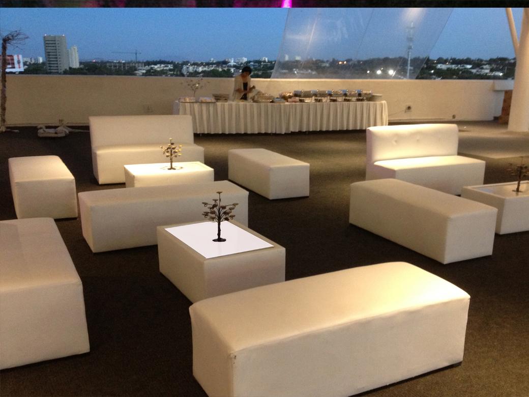 Salas Lounge Casafiestas Luz Y Sonido En Guadalajara Dj Para  # Muebles Lounge Para Eventos